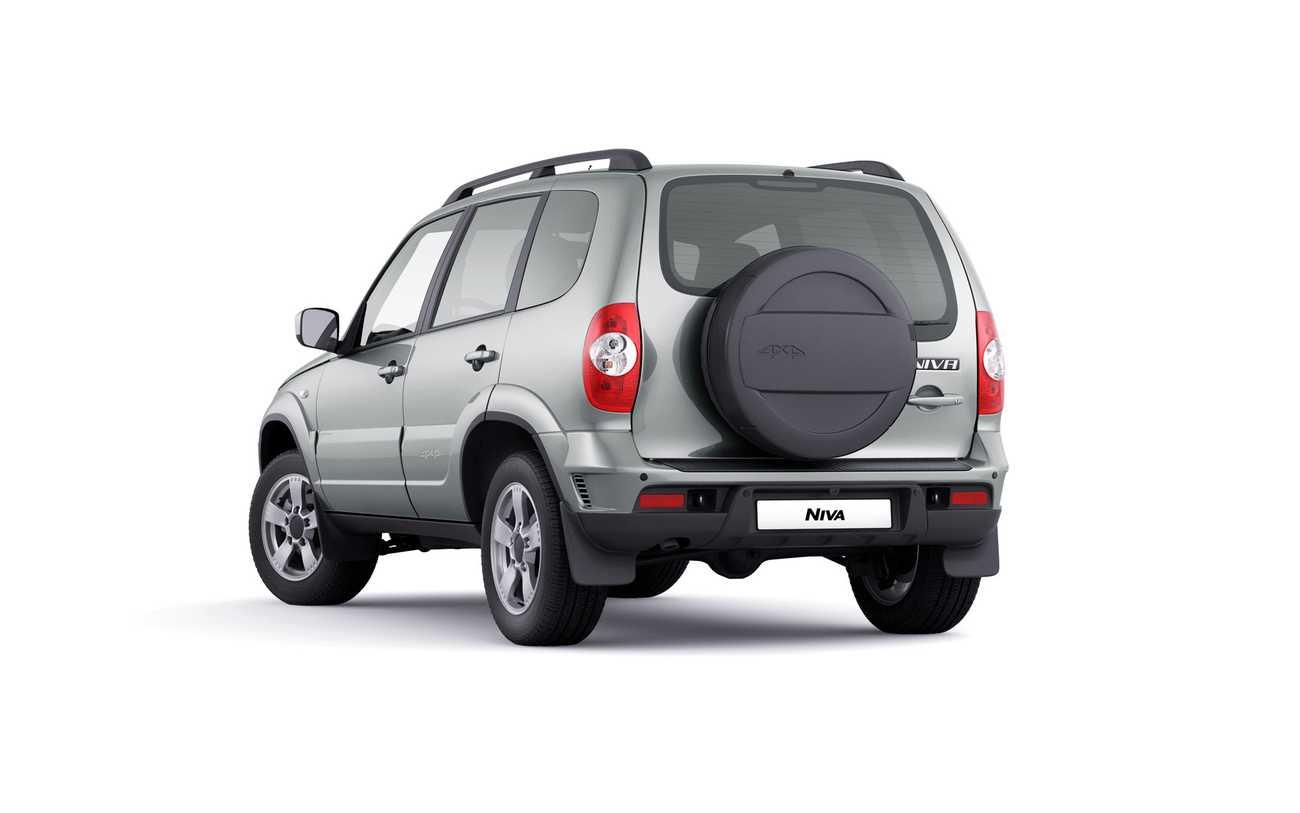 Купить Шевроле Нива в Тамбове 🚗 цена на новый Chevrolet Niva 2021 у официального дилера